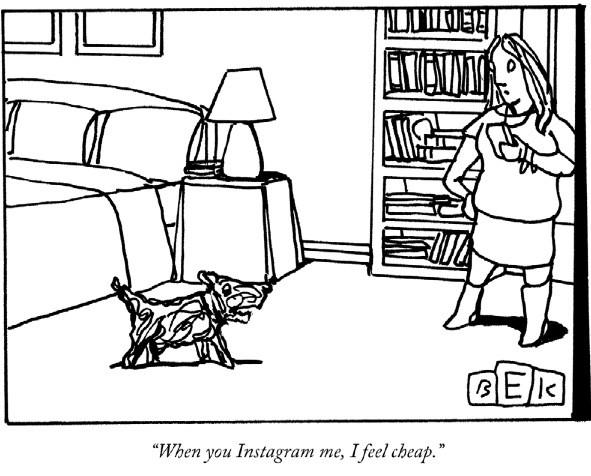 instagram cartoon