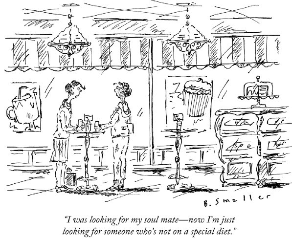 In this week's New Yorker   another eye opens   Page 10