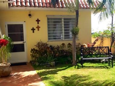 front door at Vista Dos Mares