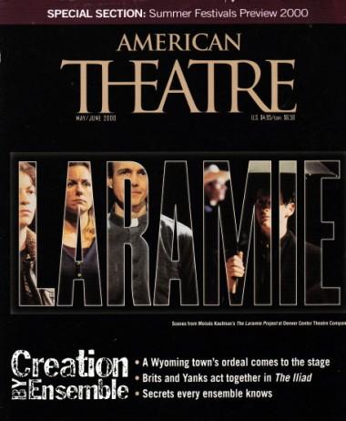 laramie AT cover
