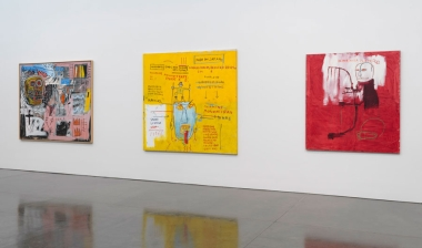 basquiat installation 2