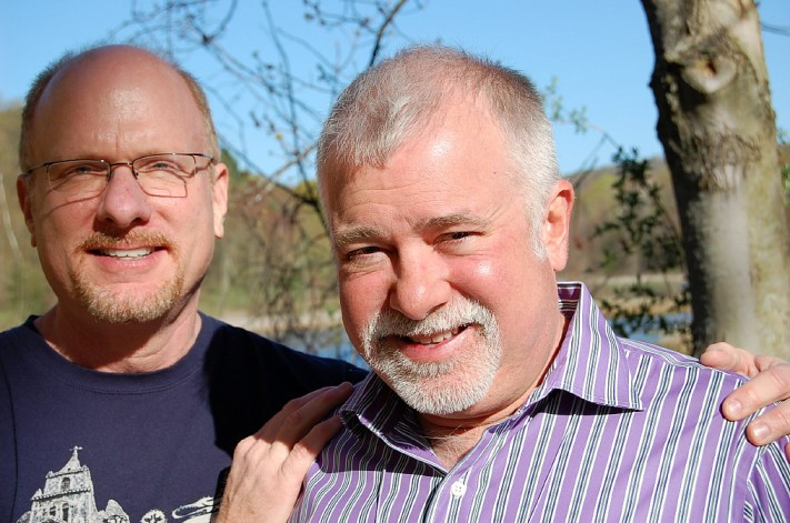 Tim Kincaid and Terry Hildebrandt collaborated as presenters