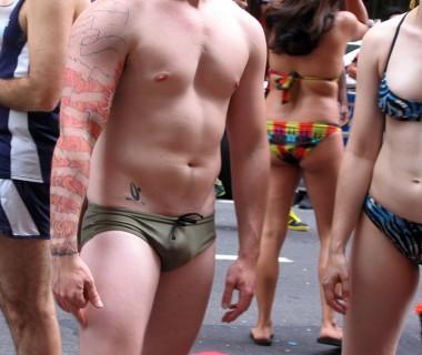 6-30 flesh parade