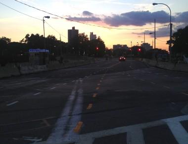 Briarwood at dusk