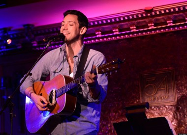 54 Below Press Preview - Barbara Cook, Steve Kazee & Jonathan Tunick With Rebecca Faulkenberry