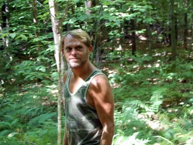 8-30 derek in the woods