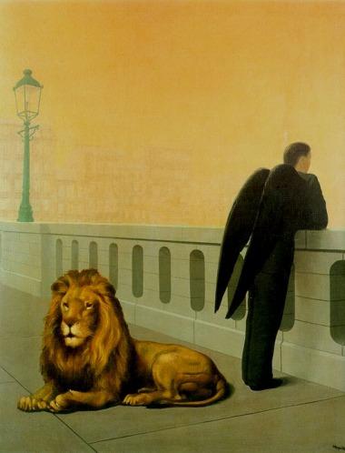 magritte homesickness