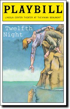 twelfth night lct playbill