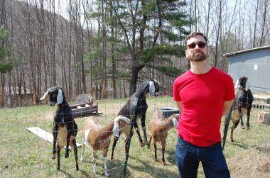 4-25 andy an goats