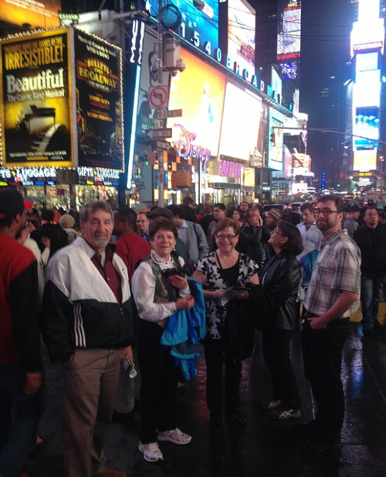 5-9 times square