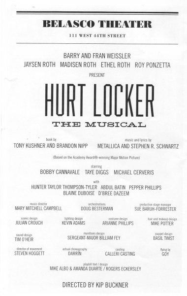 hurt locker 2