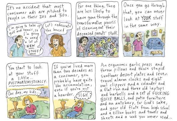 roz chast memoir excerpt