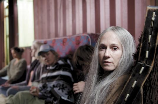 Picture shows: G,J (HOLLY HUNTER)