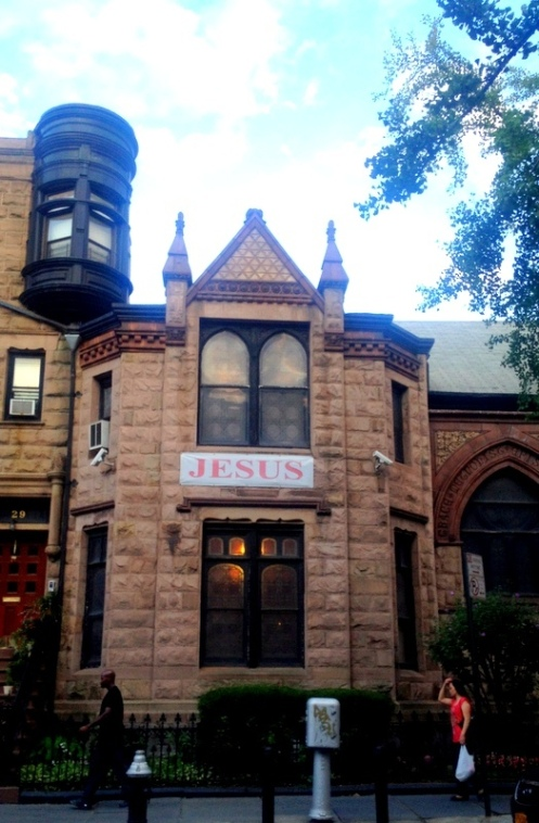 the Jesus castle
