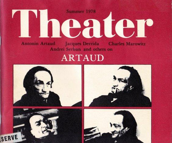 artaud cover