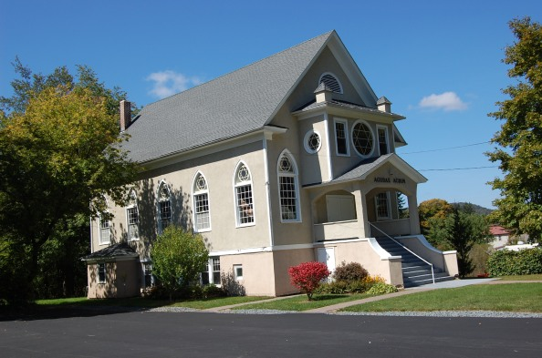 9-19 smalltown synagogue