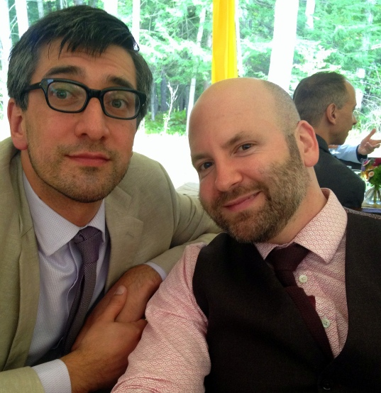 Cristobal and Shane