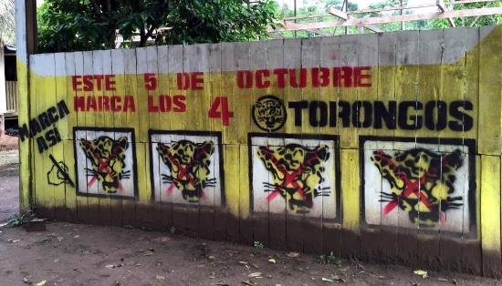 10-16 belo horizonte political billboard