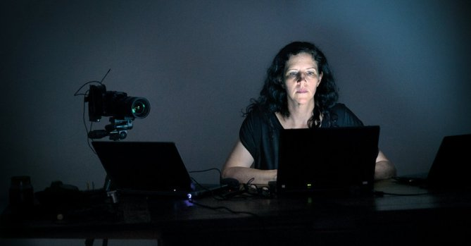 laura poitras by olaf blecker