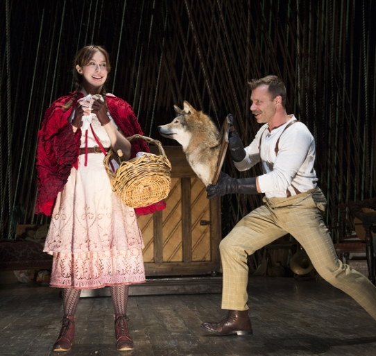 into the woods noah broady emily young