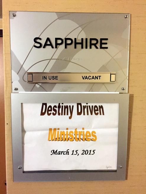 3-15 sapphire room
