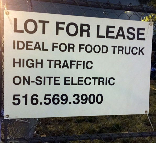 5-9 ideal for food truck