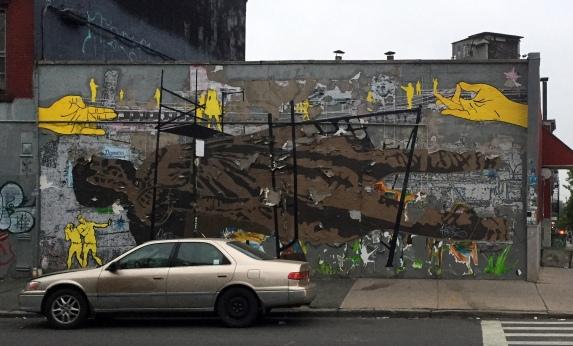 5-9 peeling wall mural