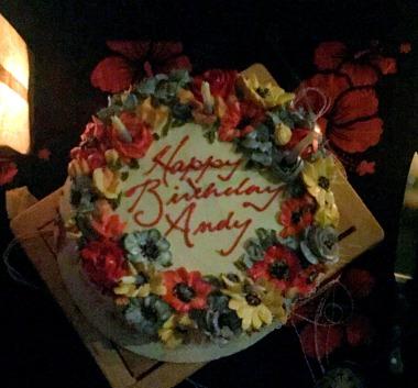 8-29 birthday cake