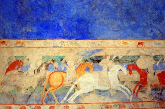 9-14 castle fresco 1