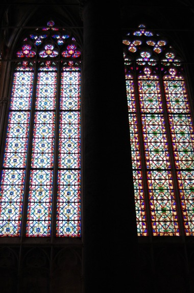 9-14 cathedral stained glass