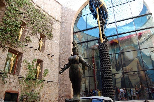 9-16 dailu museum courtyard