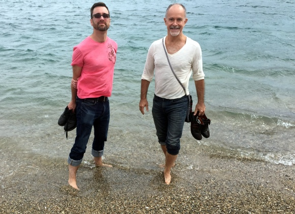 9-16 dipping toes into mediterranean