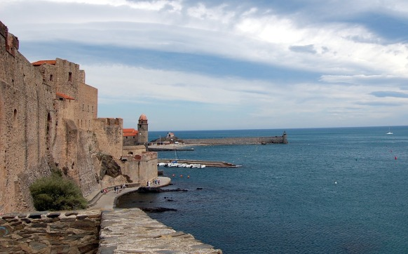9-16 the bay in collioure