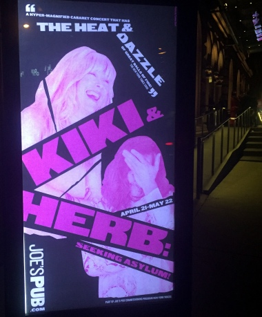 kiki and herb poster