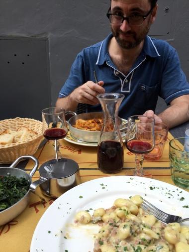 6-11 yummy lunch via faenza