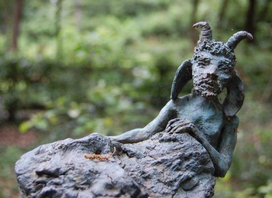 6-12 woodland satyr