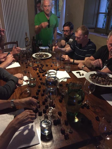 6-14 dessert table