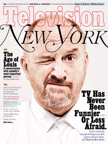 louis ck new york cover