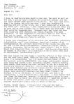 1991 kushner letter