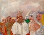 2-23 james ensor masks confronting death1888