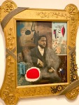 2-23 miro portrait of a man in 19th century frame